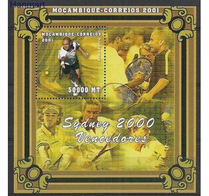 Znaczek Mozambik 2001 Mi bl80 Czyste **