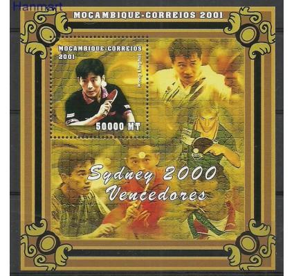 Mozambik 2001 Mi bl81 Czyste **