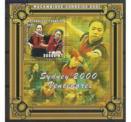 Znaczek Mozambik 2001 Mi bl82 Czyste **