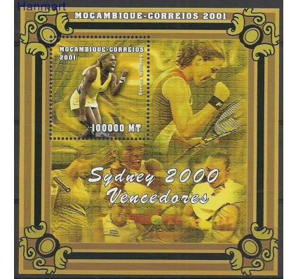 Mozambik 2001 Mi bl83 Czyste **