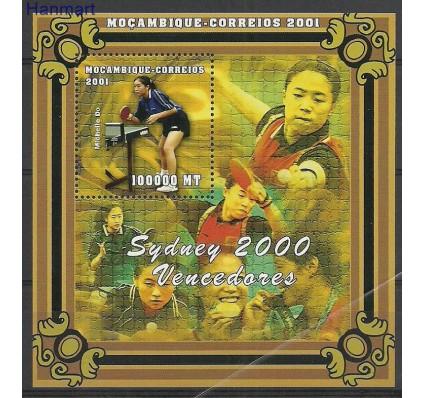 Mozambik 2001 Mi bl84 Czyste **