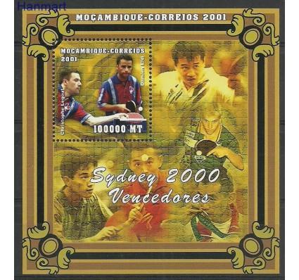 Mozambik 2001 Mi bl85 Czyste **