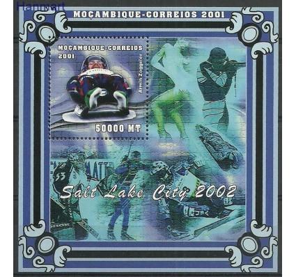 Znaczek Mozambik 2001 Mi bl90 Czyste **