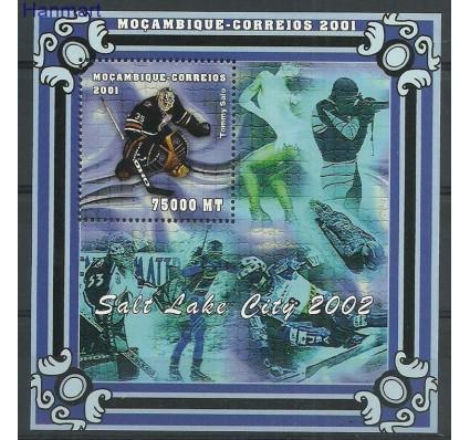 Znaczek Mozambik 2001 Mi bl91 Czyste **