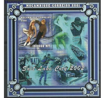 Znaczek Mozambik 2001 Mi bl92 Czyste **