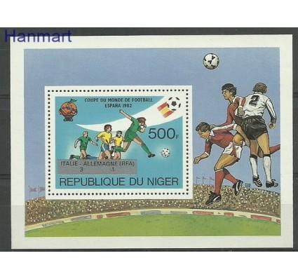 Znaczek Niger 1982 Mi bl39 Czyste **