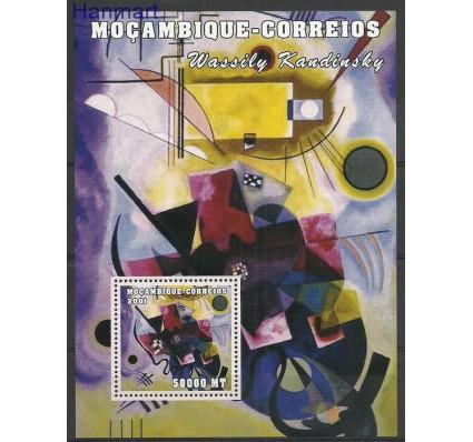 Mozambik 2001 Mi bl98 Czyste **