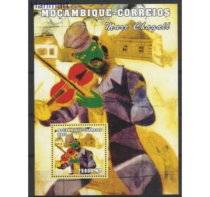Mozambik 2001 Mi bl102 Czyste **