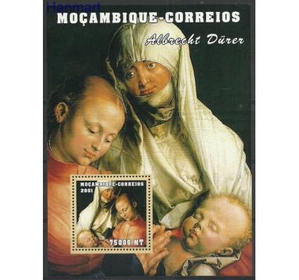 Znaczek Mozambik 2001 Mi bl103 Czyste **
