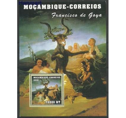 Znaczek Mozambik 2001 Mi bl106 Czyste **