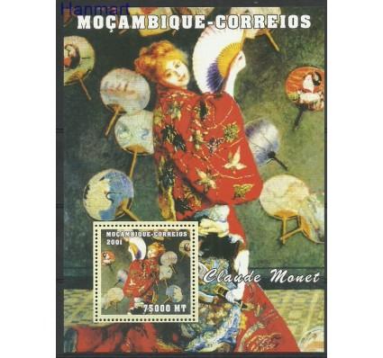 Znaczek Mozambik 2001 Mi bl109 Czyste **