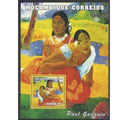 Znaczek Mozambik 2001 Mi bl112 Czyste **
