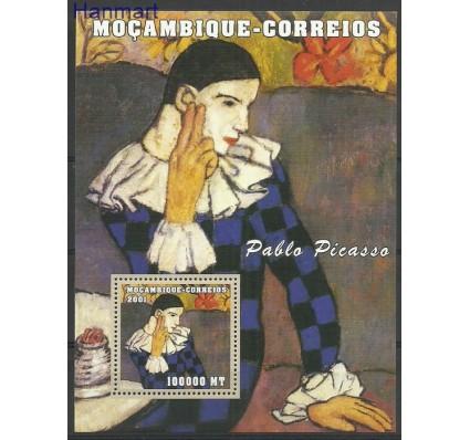 Mozambik 2001 Mi bl115 Czyste **
