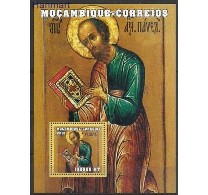 Mozambik 2001 Mi bl118 Czyste **