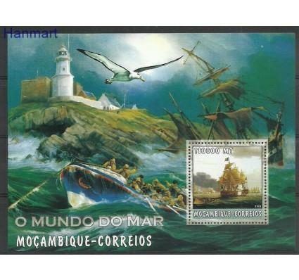 Znaczek Mozambik 2002 Mi bl170 Czyste **