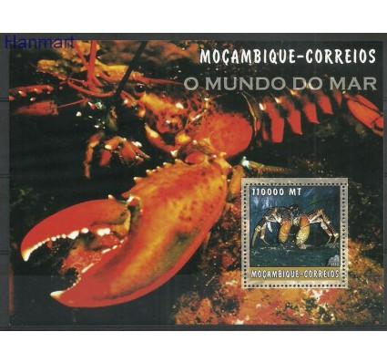 Znaczek Mozambik 2002 Mi bl171 Czyste **