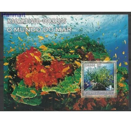 Znaczek Mozambik 2002 Mi bl174 Czyste **