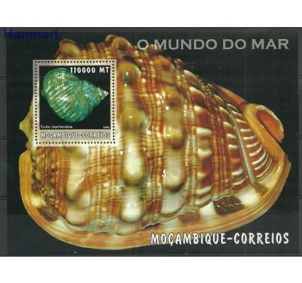 Mozambik 2002 Mi bl177 Czyste **