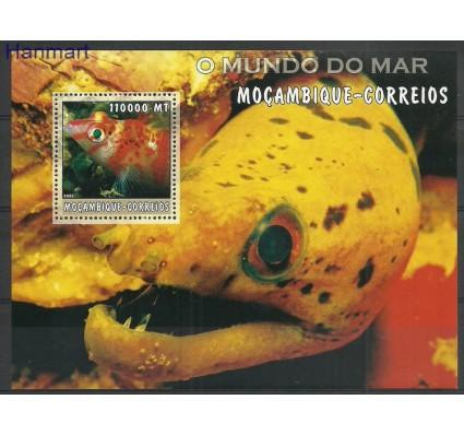 Mozambik 2002 Mi bl180 Czyste **