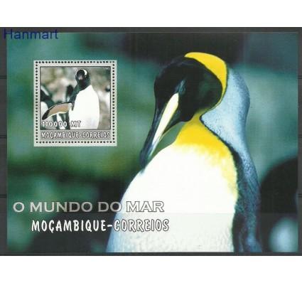 Mozambik 2002 Mi bl185 Czyste **