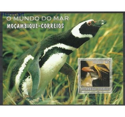 Mozambik 2002 Mi bl186 Czyste **