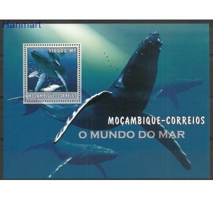 Mozambik 2002 Mi bl187 Czyste **