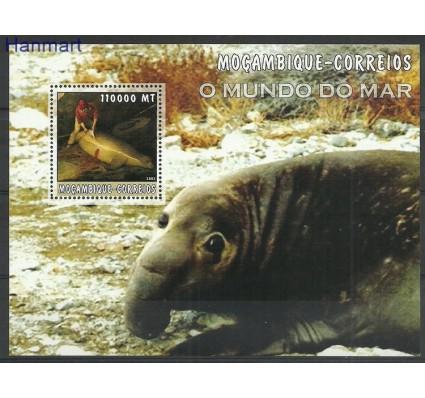 Mozambik 2002 Mi bl190 Czyste **