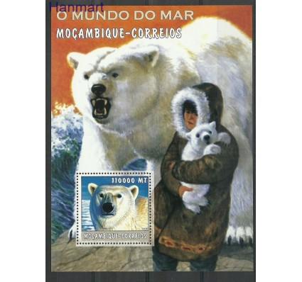 Mozambik 2002 Mi bl191 Czyste **