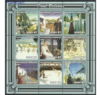 Znaczek Mozambik 2001 Mi ark2025-2033 Czyste **