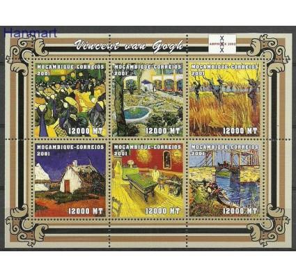 Znaczek Mozambik 2001 Mi ark2103-2108 Czyste **