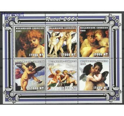 Znaczek Mozambik 2001 Mi ark2139-2144 Czyste **
