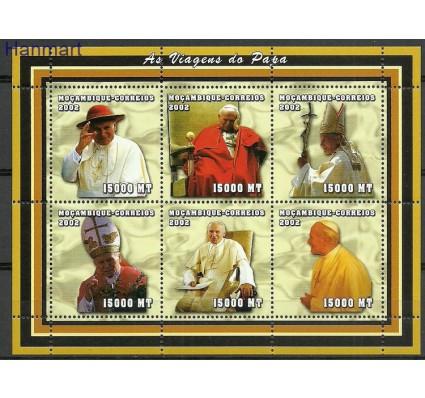 Znaczek Mozambik 2002 Mi ark2477-2482 Czyste **