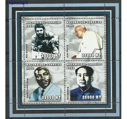 Znaczek Mozambik 2002 Mi ark2495-2498 Czyste **
