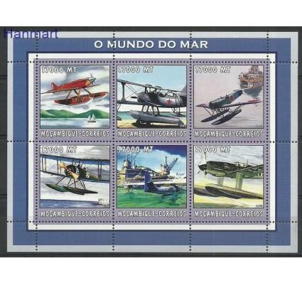 Mozambik 2002 Mi ark2572-2577 Czyste **