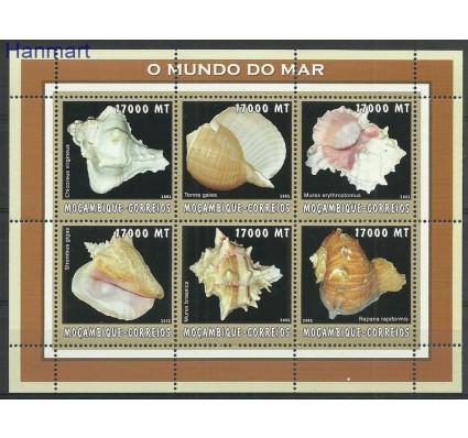 Znaczek Mozambik 2002 Mi ark2590-2595 Czyste **