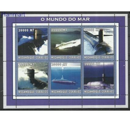 Mozambik 2002 Mi ark2710-2715 Czyste **