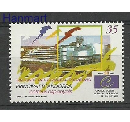 Znaczek Andora Hiszpańska 1999 Mi 266 Czyste **