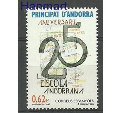 Znaczek Andora Hiszpańska 2009 Mi 358 Czyste **