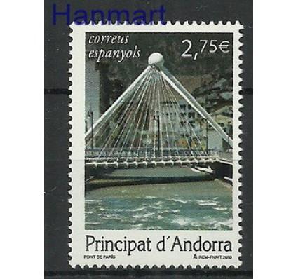 Znaczek Andora Hiszpańska 2010 Mi 369 Czyste **