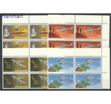Papua Nowa Gwinea 1972 Mi 223-226 Czyste **