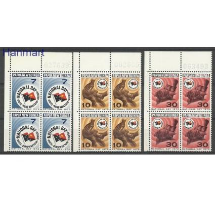 Papua Nowa Gwinea 1972 Mi 227-229 Czyste **
