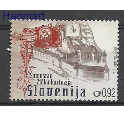 Znaczek Słowenia 2009 Mi 715 Czyste **