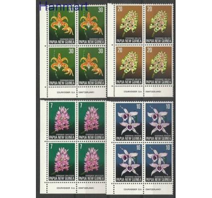 Znaczek Papua Nowa Gwinea 1974 Mi 275-278 Czyste **
