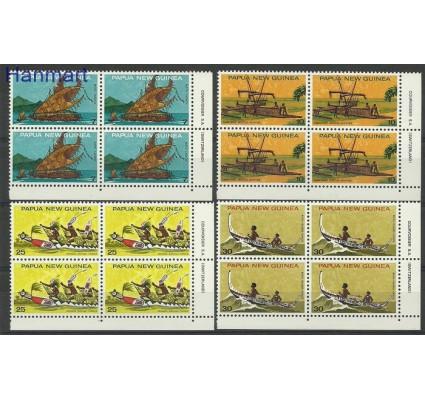 Znaczek Papua Nowa Gwinea 1975 Mi 279-282 Czyste **