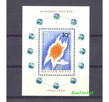 Węgry 1965 Mi bl 46 Czyste **
