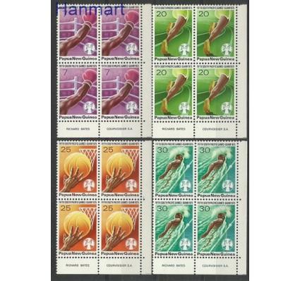 Papua Nowa Gwinea 1975 Mi 292-295 Czyste **