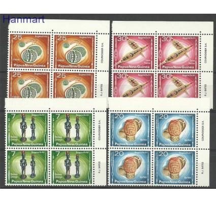 Papua Nowa Gwinea 1976 Mi 302-305 Czyste **