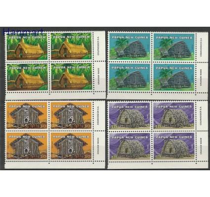 Papua Nowa Gwinea 1976 Mi 306-309 Czyste **