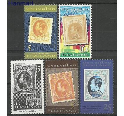 Znaczek Tajlandia 2008 Mi 2726-2730 Czyste **