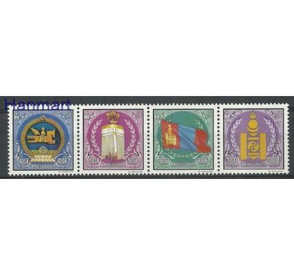 Znaczek Mongolia 2009 Mi vie3717-3720 Czyste **